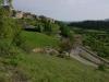 Le village au loin