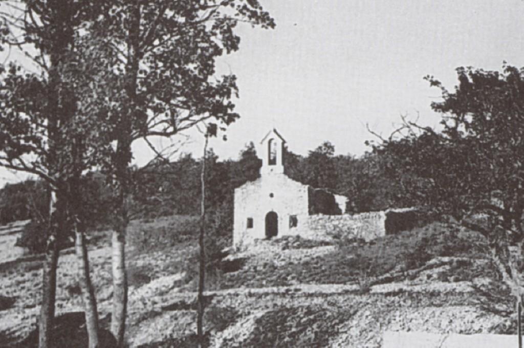 chapelle ventouret Aurel