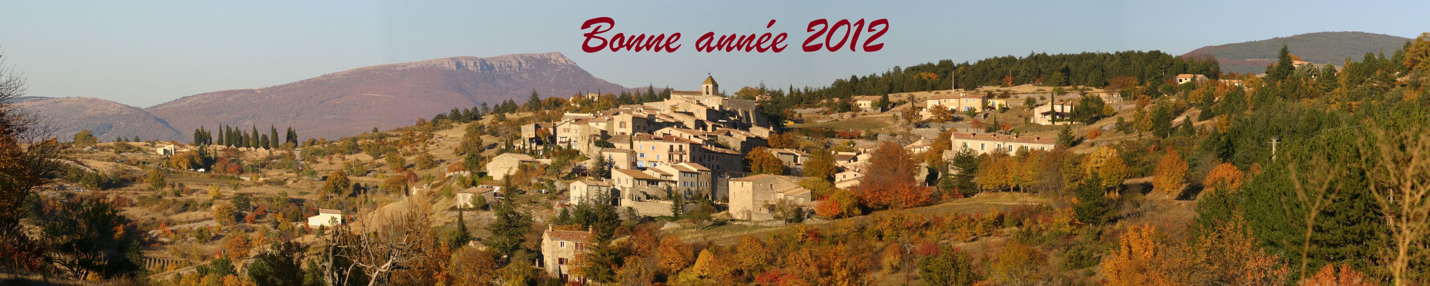 Bonne année aurel