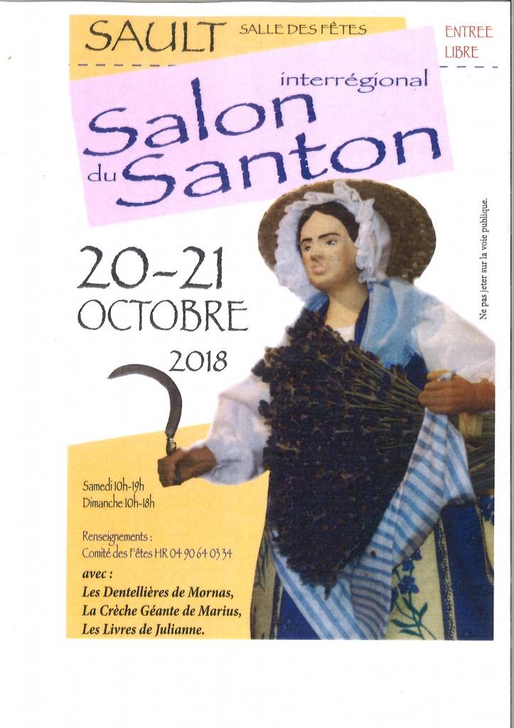 SALON DU SANTON SAULT