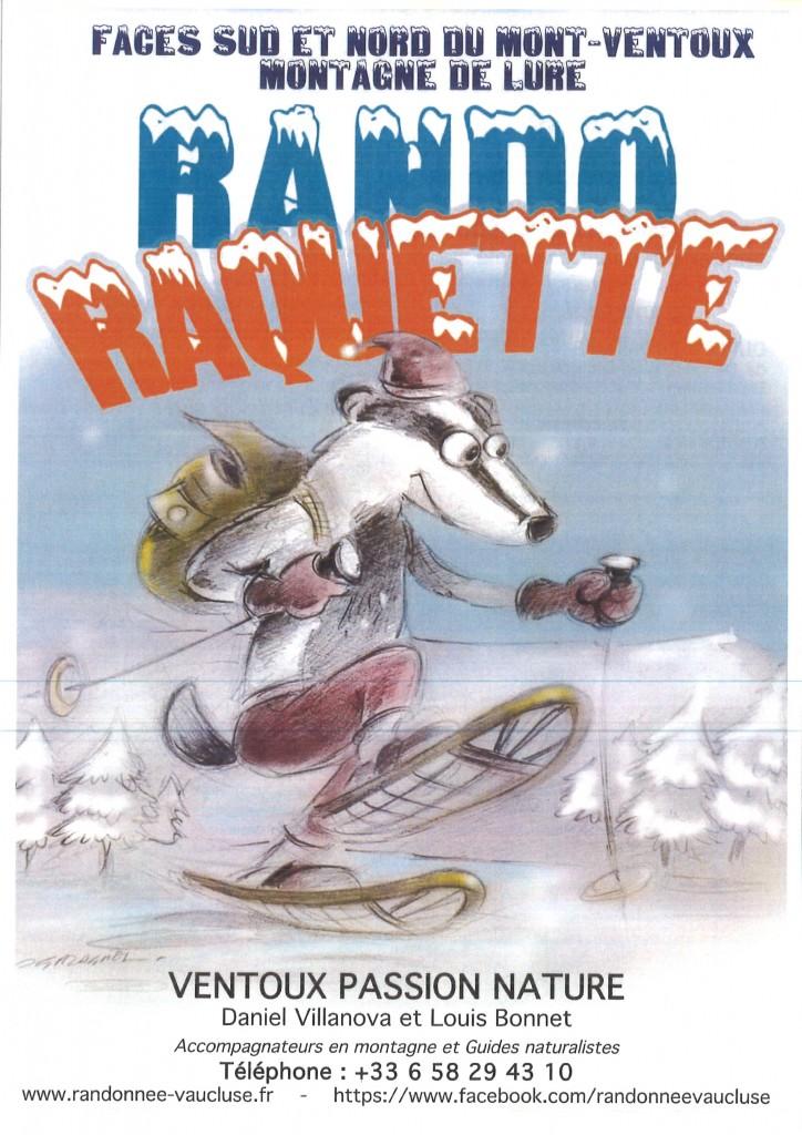 RANDO RAQUETTE