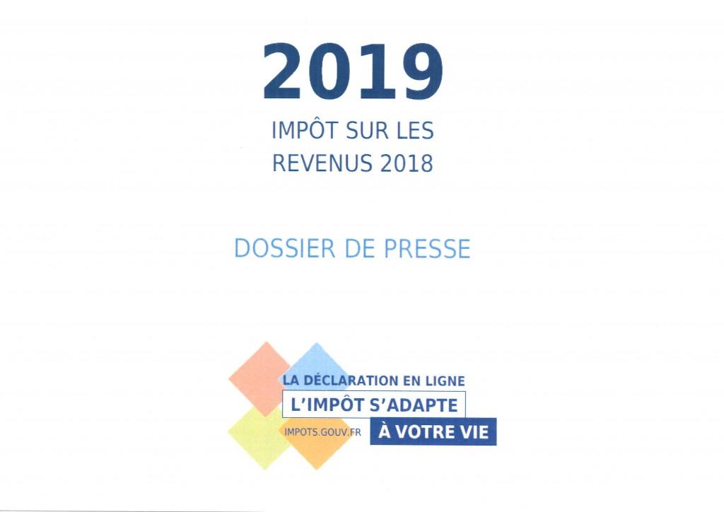 IMPOTS 2019