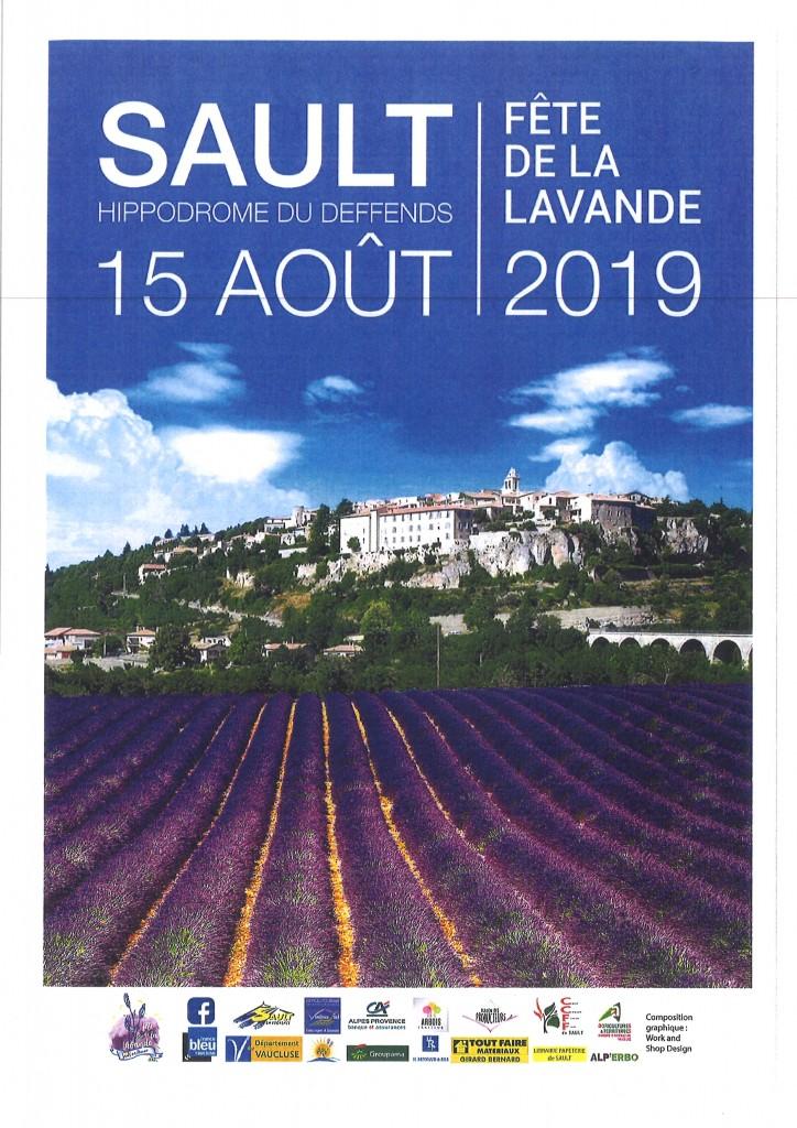 FETE DE LA LAVANDE SAULT EDITION 2019